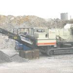 Brechanlagen METSO LT 96