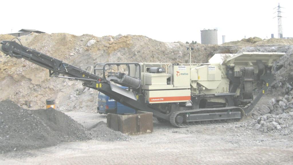 Brechanlagen-METSO-LT-96